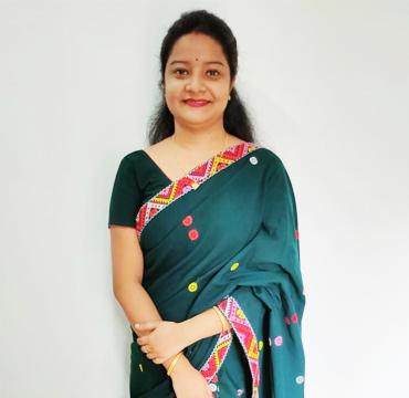 Tanushree Choudhury